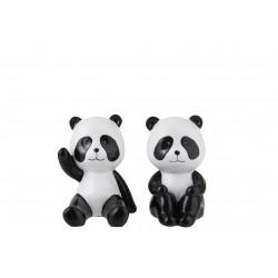 Duo spaarpot panda