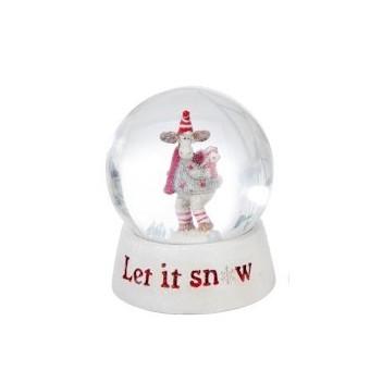 Sneeuw bal