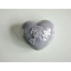 Hart zeep grijs