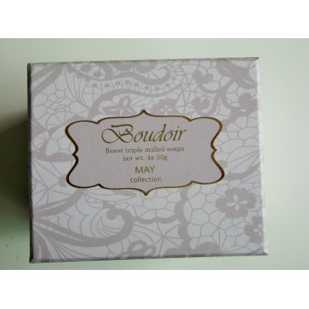 Boudoir zeep soft cotton