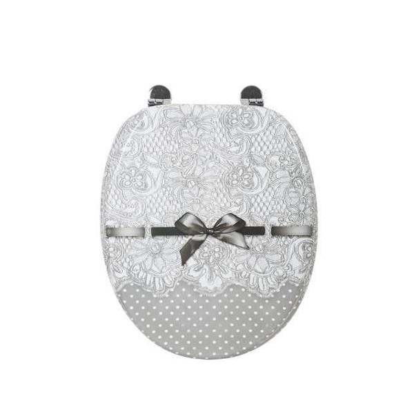 Wc bril esfera trendy style - Rustieke wc ...