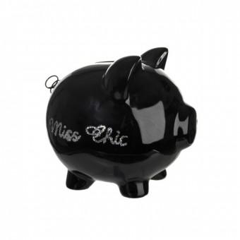 J-line Miss chic spaarpot klein
