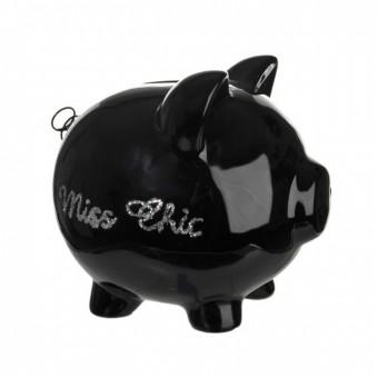 J-line Miss chic spaarpot groot